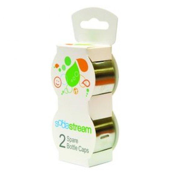 SodaStream Víčko nerezové na láhve 2 ks