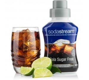 SODASTREAM Příchuť Cola Sugar Free(Zero)