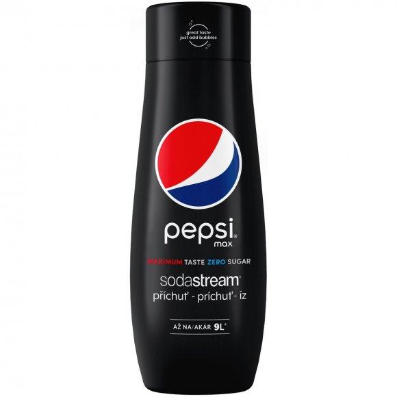 Příchuť Pepsi MAX 440 ml SODASTREAM